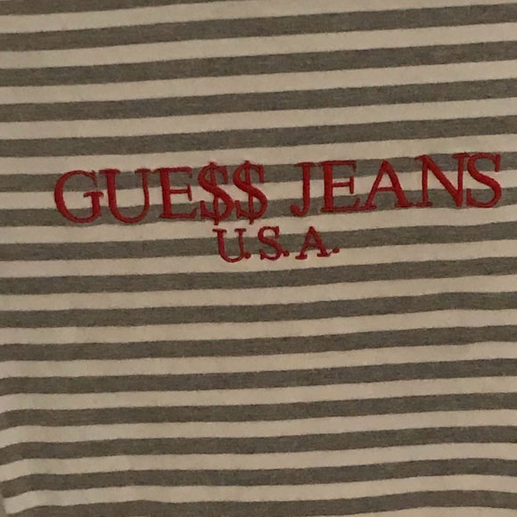 Guess Tops - Gue$$ jeans U.S.A